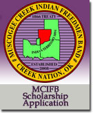 MCIFB Scholarship Application